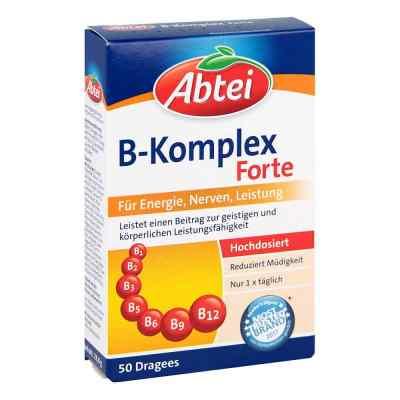 Abtei Vitamin B Komplex forte überzogene Tab.  bei juvalis.de bestellen