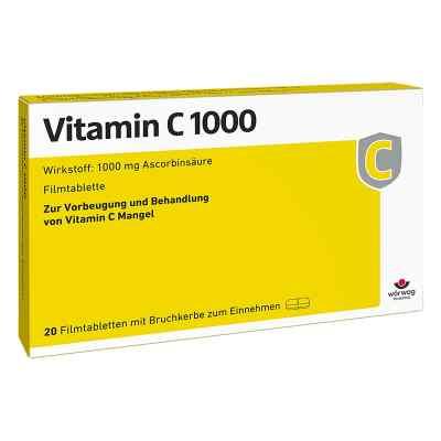 Vitamin C 1000 Filmtabletten  bei juvalis.de bestellen