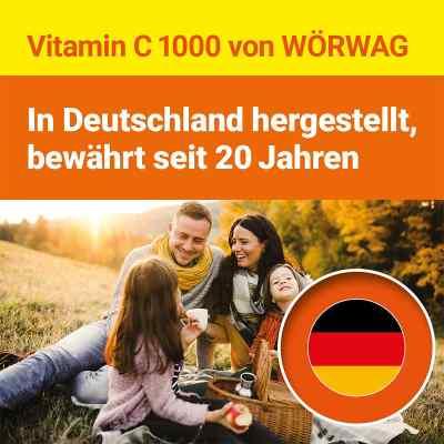 Vitamin C1000 Filmtabletten  bei juvalis.de bestellen