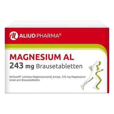 Magnesium Al 243 mg Brausetabletten  bei juvalis.de bestellen