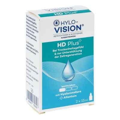 Hylo-vision Hd Plus Augentropfen  bei juvalis.de bestellen