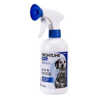Frontline veterinär Spray Hund und Katze  bei juvalis.de bestellen