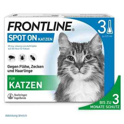 Frontline Spot on K veterinär  Lösung  bei juvalis.de bestellen