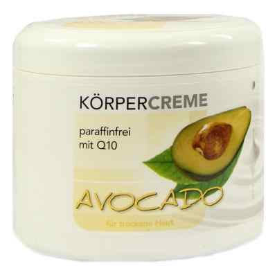 Avocado Körpercreme Q10  bei juvalis.de bestellen
