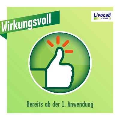 Livocab direkt Kombi bei Allergie - Augentropfen & Nasenspray, 4  bei juvalis.de bestellen