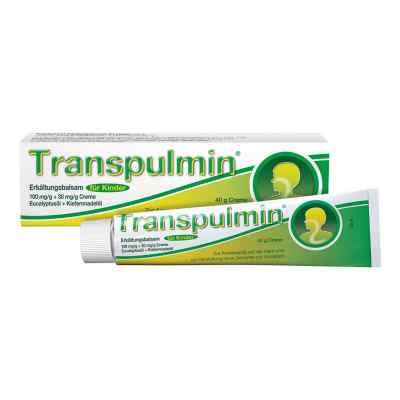 Transpulmin Erkältungsbalsam für Kinder  bei juvalis.de bestellen