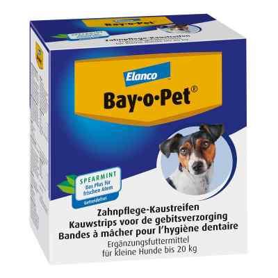 Bay O Pet Zahnpflege Kaustreifen Spearmint für kleine Hunde  bei juvalis.de bestellen