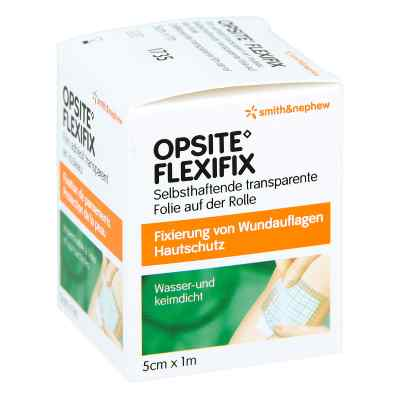 Opsite Flexifix Pu Folie 5 cmx1 m unsteril Rolle  bei juvalis.de bestellen