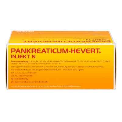 Pankreaticum Hevert injekt N Ampullen  bei juvalis.de bestellen
