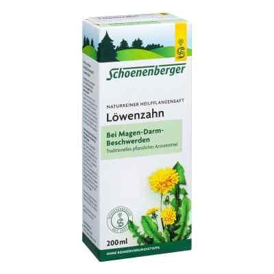 Löwenzahn Saft Schoenenberger  bei juvalis.de bestellen