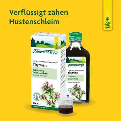 Thymiansaft Schoenenberger  bei juvalis.de bestellen