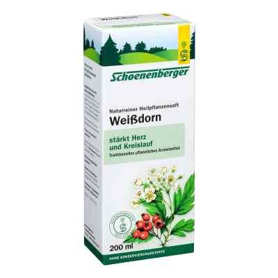 Weißdornsaft Schoenenberger  bei juvalis.de bestellen