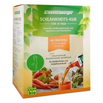 Schlankheitskur Fruchtige Schoenenberger  bei juvalis.de bestellen