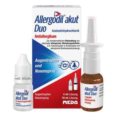 Allergodil akut Duo  bei juvalis.de bestellen