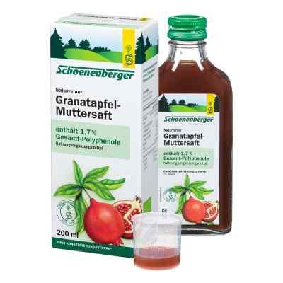 Granatapfel Muttersaft Schoenenberger  bei juvalis.de bestellen