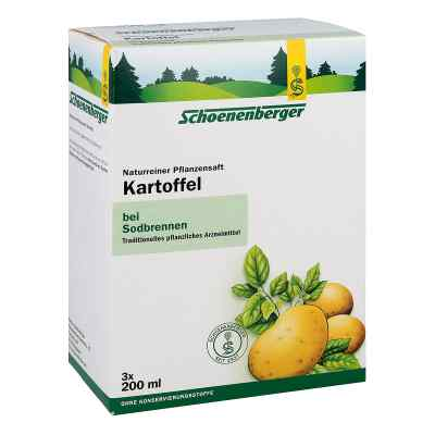 Kartoffelsaft Schoenenberger  bei juvalis.de bestellen