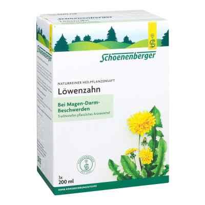 Löwenzahn Saft Schoenenberger Heilpflanz.säfte  bei juvalis.de bestellen