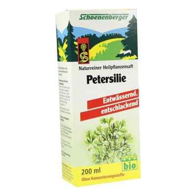 Petersilie Schoenenberger Heilpflanzensäfte  bei juvalis.de bestellen