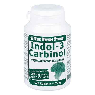 Indol 3 Carbinol 250 mg Vegitarische Kapseln  bei juvalis.de bestellen