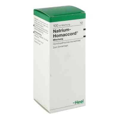 Natrium Homaccord Tropfen  bei juvalis.de bestellen