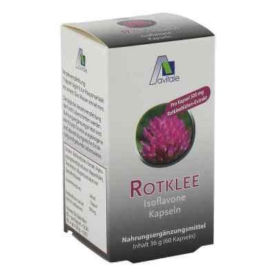 Rotklee Kapseln 500 mg  bei juvalis.de bestellen