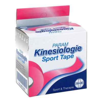 Kinesiologie Sport Tape 5 cmx5 m pink  bei juvalis.de bestellen