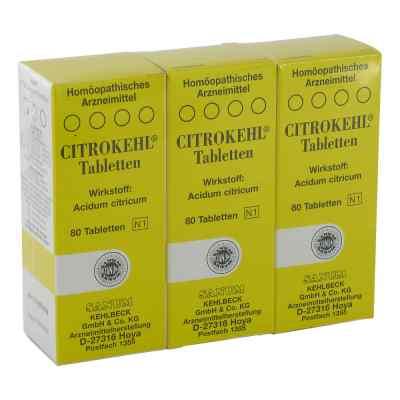 Citrokehl Tabletten  bei juvalis.de bestellen