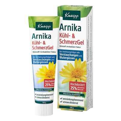 Kneipp Arnika Kühl- & SchmerzGel  bei juvalis.de bestellen