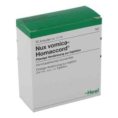 Nux Vomica Homaccord Ampullen  bei juvalis.de bestellen