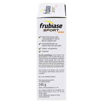 Frubiase Sport Brausetabletten Orange  bei juvalis.de bestellen