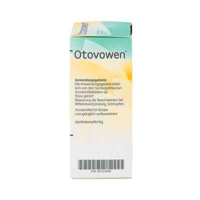 Otovowen Tropfen zum Einnehmen  bei juvalis.de bestellen