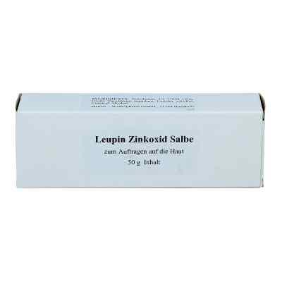 Leupin Zinkoxid Salbe  bei juvalis.de bestellen