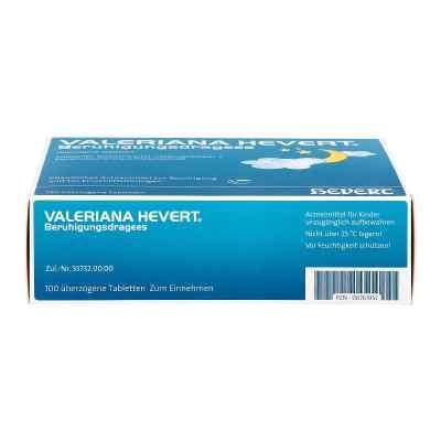 Valeriana Hevert Beruhigungsdragees  bei juvalis.de bestellen