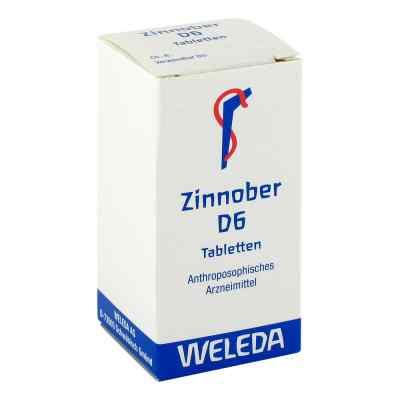 Zinnober D6 Tabletten  bei juvalis.de bestellen