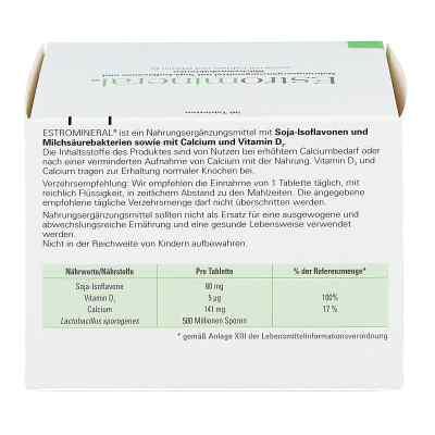 Estromineral Tabletten  bei juvalis.de bestellen