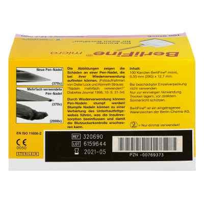 Berlifine micro Kanülen 0,33x12,7 mm  bei juvalis.de bestellen