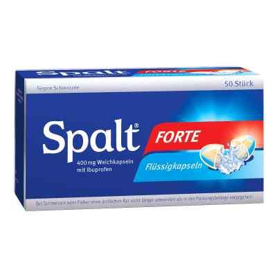 Spalt Forte 400mg Weichkapseln  bei juvalis.de bestellen