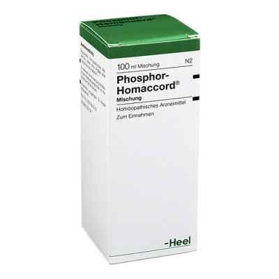 Phosphor Homaccord Tropfen  bei juvalis.de bestellen