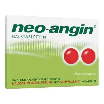 Neo-Angin Halstabletten  bei juvalis.de bestellen