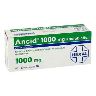 ANCID 1000mg  bei juvalis.de bestellen