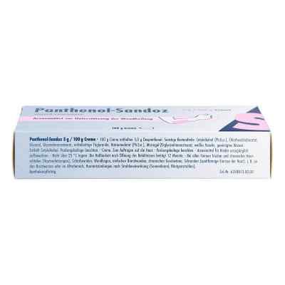 Panthenol-Sandoz 5g/100g  bei juvalis.de bestellen