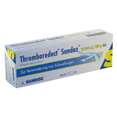 Thrombareduct Sandoz 30000 I.E./100g  bei juvalis.de bestellen