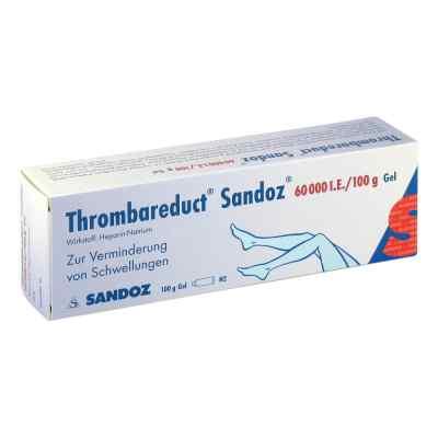 Thrombareduct Sandoz 60000 I.E./100g  bei juvalis.de bestellen