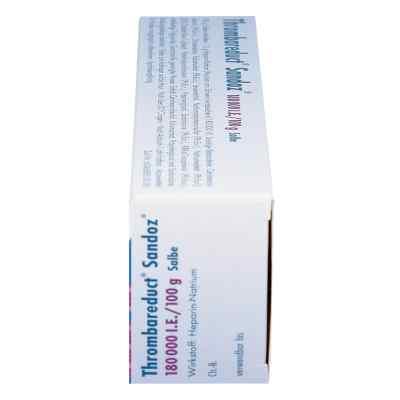 Thrombareduct Sandoz 180000 I.E./100g  bei juvalis.de bestellen