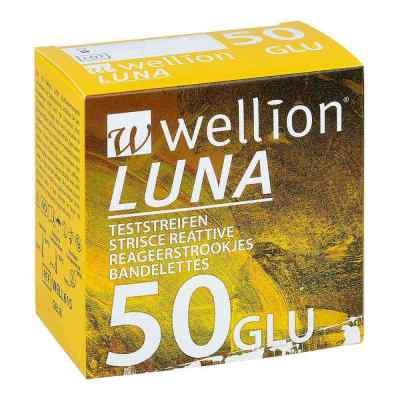 Wellion Luna Blutzuckerteststreifen  bei juvalis.de bestellen