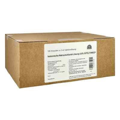 Isotonische Nacl Lösung 0,9% Eifelfango iniecto -lsg.  bei juvalis.de bestellen
