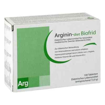 Arginin-diet Biofrid Tabletten  bei juvalis.de bestellen