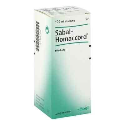Sabal Homaccord Tropfen  bei juvalis.de bestellen