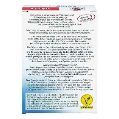 Doppelherz Selen 2-phasen Depot Tabletten  bei juvalis.de bestellen