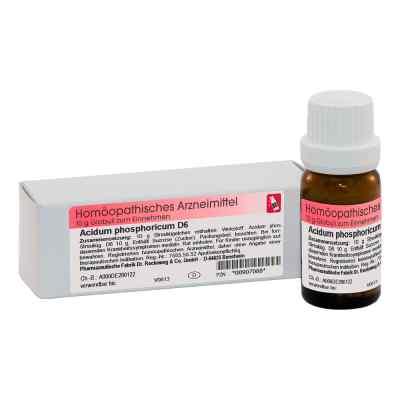 Acidum Phosphoricum D 6 Globuli  bei juvalis.de bestellen
